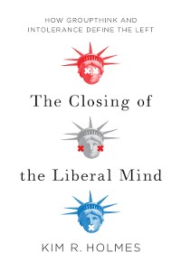 Cover The Closing of the Liberal Mind