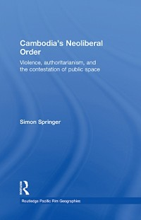 Cover Cambodia's Neoliberal Order