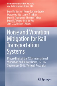 Cover Noise and Vibration Mitigation for Rail Transportation Systems
