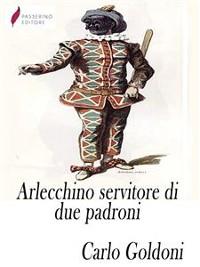Cover Arlecchino servitore di due padroni