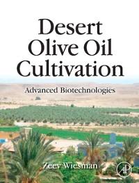 Cover Desert Olive Oil Cultivation