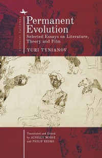 Cover Permanent Evolution