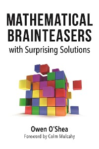 Cover Mathematical Brainteasers with Surprising Solutions