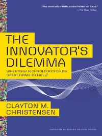 Cover The Innovator's Dilemma