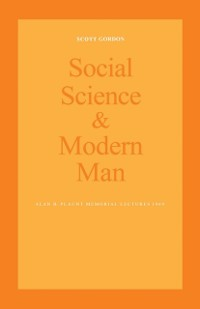 Cover Social Science and Modern Man