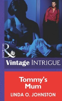 Cover Tommy's Mom (Mills & Boon Intrigue)