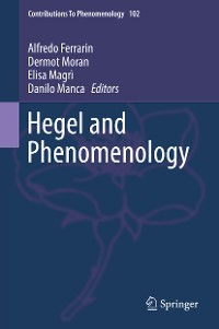 Cover Hegel and Phenomenology