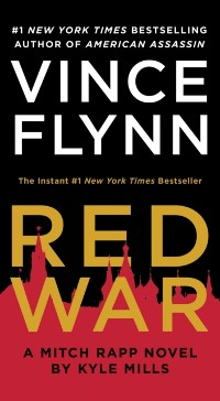Cover Red War