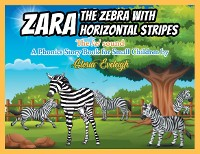 Cover Zara the Zebra with Horizontal stripes