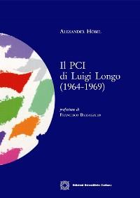 Cover Il PCI di Luigi Longo (1964-1969)