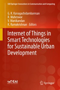 Cover Internet of Things in Smart Technologies for Sustainable Urban Development
