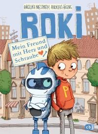 Cover ROKI - Mein Freund mit Herz und Schraube