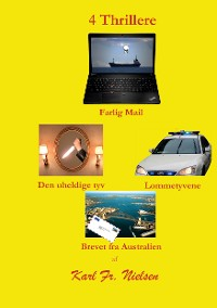 Cover Farlig Mail