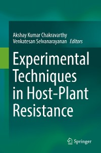 Cover Experimental Techniques in Host-Plant Resistance