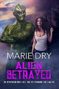 Cover Alien Betrayed