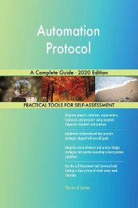Cover Automation Protocol A Complete Guide - 2020 Edition