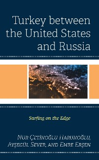Cover Turkey between the United States and Russia