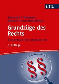 Cover Grundzüge des Rechts