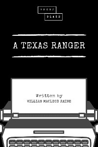Cover A Texas Ranger