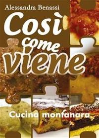 Cover Così come viene. Cucina montanara