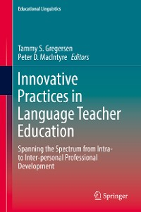 Cover Innovative Practices in Language Teacher Education