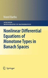 Cover Nonlinear Differential Equations of Monotone Types in Banach Spaces