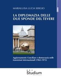 Cover La diplomazia delle due sponde del Tevere