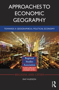 Cover Approaches to Economic Geography