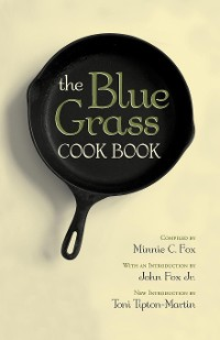 Cover The Blue Grass Cook Book