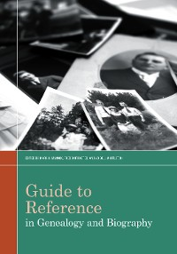 Cover Guide to Reference in Genealogy and Biography