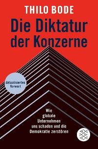 Cover Die Diktatur der Konzerne
