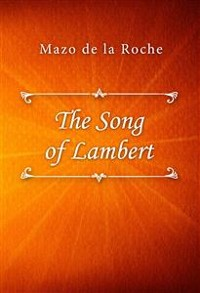 Cover The Song of Lambert