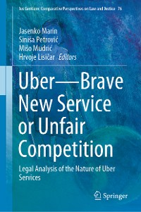 Cover Uber—Brave New Service or Unfair Competition