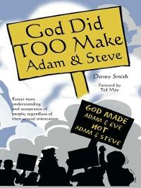 Cover God Did Too Make Adam & Steve