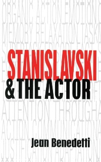 Cover Stanislavski and the Actor