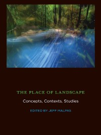 Cover The Place of Landscape