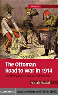 Cover Ottoman Road to War in 1914