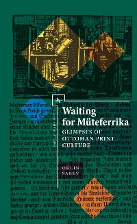 Cover Waiting for Müteferrika