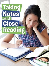 Cover Taking Notes and Close Reading
