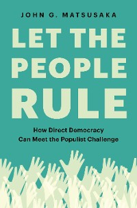 Cover Let the People Rule