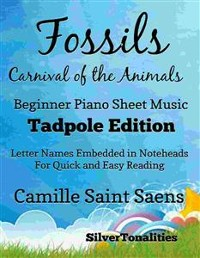 Cover Fossils Carnival of the Animals Beginner Tadpole Edition