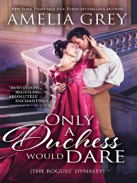 Cover Only a Duchess Would Dare