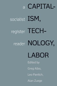 Cover Capitalism, Technology, Labor