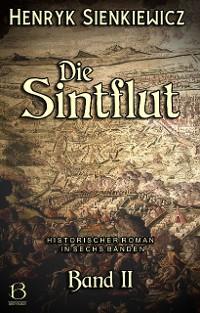 Cover Die Sintflut. Band II
