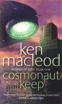 Cover Cosmonaut Keep