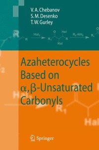 Cover Azaheterocycles Based on a,ß-Unsaturated Carbonyls