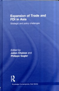 Cover Expansion of Trade and FDI in Asia
