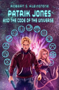 Cover Patrik Jones and the Code of the Universe