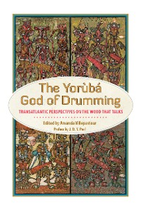 Cover The Yoruba God of Drumming