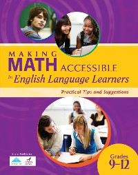 Cover Making Math Accessible to Students With Special Needs (Grades 9-12)
